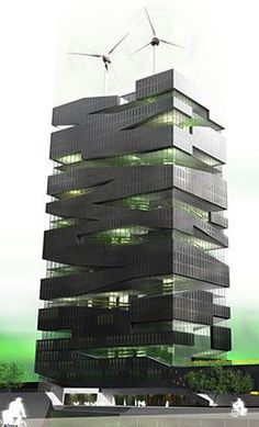 SKYSCRAPER FARMING | Inhabitat - Sustainable Design Innovation, Eco Architecture, Green Building #architecture ☮k☮ #Pin_it @mundodascasas See more Here: www.mundodascasas