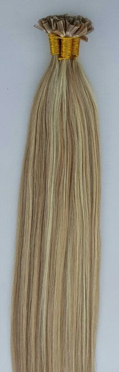 Fusion hair extensions, U tips, I tips and Ponytails. Highlighted colors and solid colors. www.hairfauxyou.com
