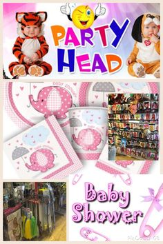 We have a great mixture of products and party supplies from our party shop .