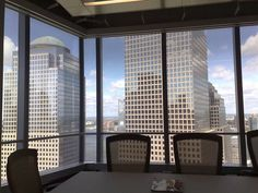 Who wouldn't mind this view during a hard days work? #Views #Buildings #Serene