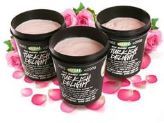 Come up smelling of roses when you use this rich soft soap.  We've captured a whole Turkish rose field in this pot. The smell of coca butter and almond oil will make your day!