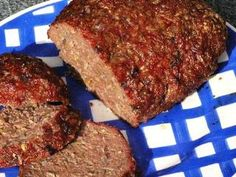 Meatloaf, Food And Drink, Baking, Healthy, Hana, Bakken, Health, Backen, Sweets