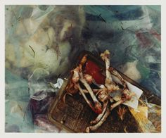 Keith Arnatt, 'Pictures from a Rubbish Tip' 1988