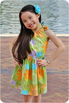 Jasmine Dress: 3 mos. - 8 years