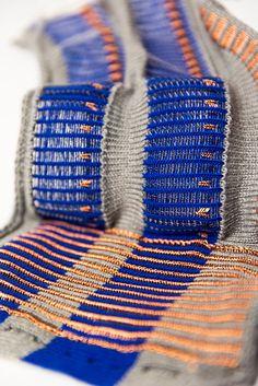 Inside Outside ontwerpt energieopwekkend gordijn in TextielLab Tilburg  Petra Blaisse
