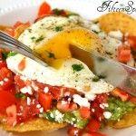 Huevos Rancheros. Looks yummy!