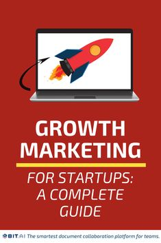 Growth 🚀 Marketing for Startups: A Complete Guide Mobile Marketing, Marketing Plan, Business Marketing, Social Media Marketing, Online Business, Digital Marketing, Marketing Books, Marketing Strategies, Inbound Marketing