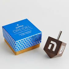 west elm dreidel. sold out. NEED to buy for my mama!!!