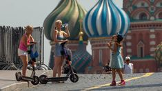 Russia's Record-Breaking Heatwave to Continue Into July – Weather Service - The Moscow Times Arctic Circle, North West, Vulnerability, Climate Change, Moscow, Baby Strollers, All About Time, Russia