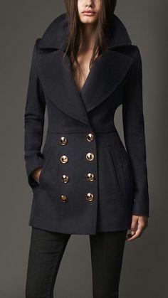 #Abrigo #Jacket #fashion #style