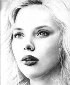 50 Amazing Pencil Portrait drawings for Inspiration