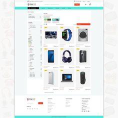 Megamall - The E-commerce Shop Template is a good choice for selling #Fashion,#Electronics, #Art, #webibazaar #webiarch #Bicycle, #Furniture, #design #template #flower #kidswear #Cake #Furniture #Flower #Food #appliances #bag #ceramic #cosmetic #fashion #flower #coffee #home #jewellery #organic #pet-store #power-tool #resturant #shoes #watch #Themeforest #opencart #prestashop #wordpress #inspiration #product #idea #modern #Responsive #Best #minimalist https://goo.gl/1X5k3C