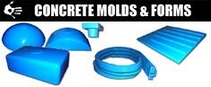 Expressions LTD Concrete Countertop Sink Molds and Edge Form Liners
