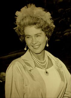 Princess Frederica of Hanover (18 April 1917--6 February 1981), only daughter of Viktoria Luise, Duchess of Brunswick (nee Princess of Prussia).  Frederica would become Queen of Greece and mother to Sophia, current Queen of Spain.