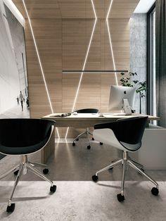 mmc office on Behance