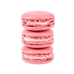 Macarons Pétale de Rose *Meu favorito*