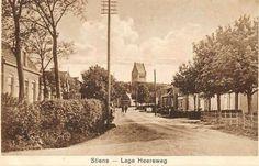 Lege Hearewei. Poststempel 1929.