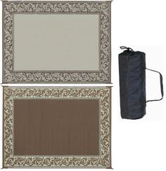 Outdoor Doormats - Mings Mark RA7 BrownBeige 9 x 12 Classical Reversible Mat * Check out the image by visiting the link. (This is an Amazon affiliate link)
