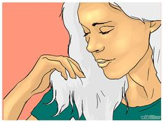 Get White Hair - wikiHow
