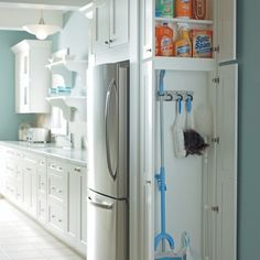Lastest Home Design. The Best Advice For Planning A Home Improvement Project. Home improvement offers something for everyone, whether you're a novice or a seasoned contractor. Do not allow the home improvement shows you see on televi Kitchen Inspirations, New Homes, Sweet Home, Home Organization, Home Remodeling, Dream Kitchen, Kitchen Design, Kitchen Remodel, Home Decor