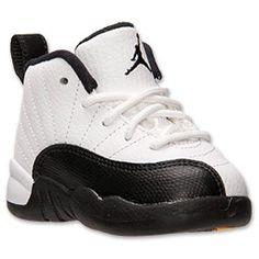 Boys  Toddler Air Jordan Retro 12 Basketball Shoes  b4b04ed59