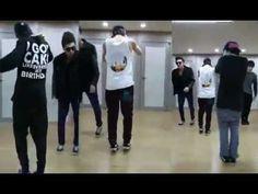 Bangtan Boys (방탄소년단) - J-HOPE, JiMin & JungKook ( Focused) Dance Practice