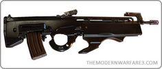 FAD (Assault Rifles)