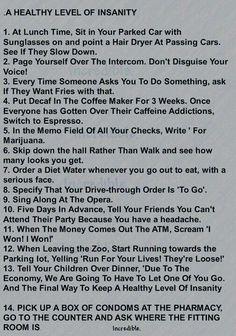 TO DO LIST :) super funny. Although I'd have to find a guy friend to complete #14