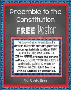 how to write a classroom constitution