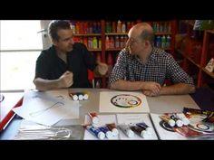 (129) Cours beaux arts : Couleur primaire et couleur secondaire partie 1 - YouTube