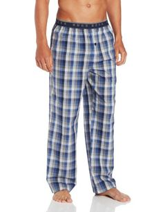 Mens Pajama  - Pin it :-) Follow us .. CLICK IMAGE TWICE for our BEST PRICING ... SEE A LARGER SELECTION of Mens Pajamas at        http://azgiftideas.com/product-category/mens-pajamas/ - men, gift ideas, mens wear -  BOSS Black by Hugo Boss Men's Plaid Woven Pant « AZ Gift Ideas