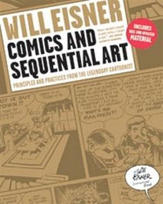 Will Eisner - Comic and Sequential art
