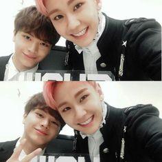 SungJae y IllHoon