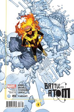 Uncanny X-Men #13 - Battle of the Atom Chapter 8 (Issue)