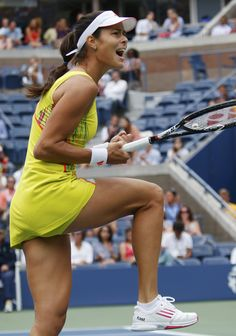 102 best images about Ana Ivanovic Wta Tennis, Lawn Tennis, Sport Tennis, Ana Ivanovic, French Open, Tennis Clothes, Tennis Outfits, Wimbledon Champions, Caroline Wozniacki