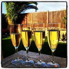 #greatings from #Fuerteventura...have a #fab weekend! :) #champagne
