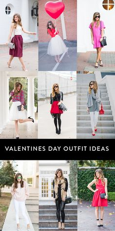 Whether you're going on a hot date or doing something fun with the girls, I've got you covered when it comes to valentines day outfit ideas.