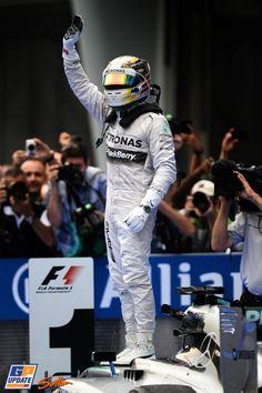 Lewis Hamilton, Mercedes Grand Prix, 2014 Malaysian Formula 1 Grand Prix