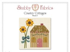 Quilt casitas - Google Drive Colchas Quilt, Quilts, Shabby Fabrics, Patches, Google Drive, Country, Minis, Houses, Panel