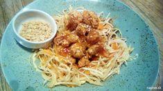 Na návšteve v Bokovke | Na pive Spaghetti, Ethnic Recipes, Food, Essen, Meals, Yemek, Noodle, Eten