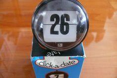 Vintage Klappzahlen - Kalender Ballkalender 1970 | eBay Flip Clock, Ebay, Vintage, Home Decor, Ideas, Decoration Home, Room Decor, Vintage Comics, Home Interior Design