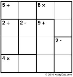 Here's a site with a printable Sudoku puzzles that are scaled down ...