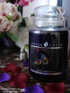 Black Amber Plum de Goose Creek : one of my brand favorites <3 www.lescapricesdunediva.com Facebook : Bougie Wonderland Instagram : @madamediiva
