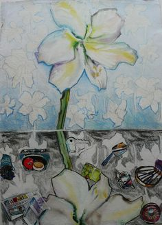 Paintings by Regine Bartsch Paintings, Flowers, Art, Art Background, Paint, Painting Art, Florals, Kunst, Performing Arts
