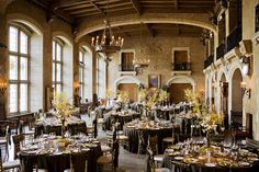 Destination Wedding Idea - The Fairmont Banff