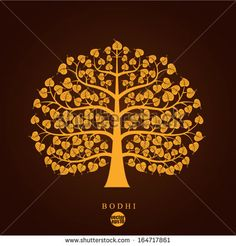 """Find """"bodhi tree"""" stock images in HD and millions of other royalty-free stock photos, illustrations and vectors in the Shutterstock collection. Thousands of new, high-quality pictures added every day. Art Buddha, Origami Tattoo, Buddhist Symbols, Clay Wall Art, Bodhi Tree, Best Tattoos For Women, Tree Images, Cat Tattoo, Tattoo Tree"""