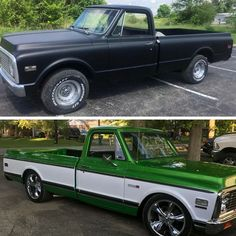 """887 Likes, 6 Comments - LMC Truck (@lmctruck) on Instagram: """"Joe Hartman restored his 1972 Chevy C10 from the ground up.  #chevytrucks #chevy #chevyc10…"""""""