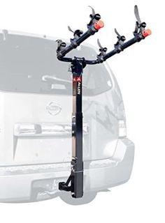 nice Allen Sports Deluxe 3-Bike Hitch Mount Rack with 1.25/2-Inch Receiver - For Sale