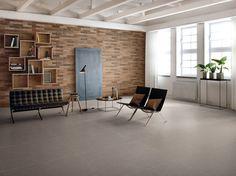 Revêtement de sol/mur en grès cérame pour intérieur ELEMENTS DESIGN TAUPE Collection Elements Design by CERAMICHE KEOPE