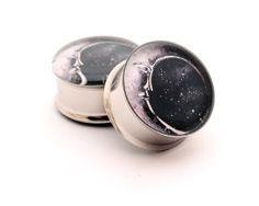 Crescent Moon plugs